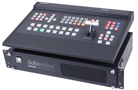 Datavideo Corporation SE-2200  Switcher, HD-SDI 6 Input  SE-2200