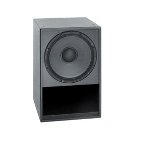 "Renkus-Heinz DRS18-1B-BLACK 18"" 800W Program at 8 Ohms Passive Subwoofer DRS18-1B-BLACK"