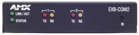 AMX FG2100-22  ICSLan Serial Interface - 2 Ports FG2100-22