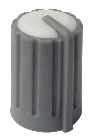 Yorkville 9920  White Knob for M1610 9920