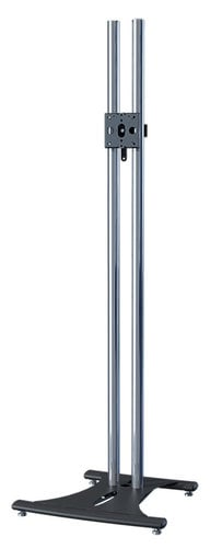 "Premier PSD-EB84 Elliptical Floor Stand with 84"" Chrome Poles PSD-EB84"
