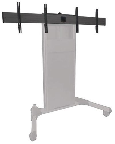 Chief Manufacturing FCA623B  FUSON Dual Monitor Accessory for XPAU-XVAU Carts FCA623B