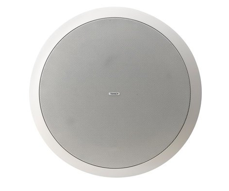 "Tannoy CMS-803DC-Q  8"" Ceiling Speaker with 70/100V Transformer and Low Impedance Operation for High Ceiling Applications CMS-803DC-Q"