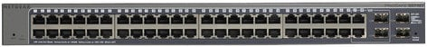 Netgear GS748T-500NAS 48-Port 1000base-T Gigabit Smart Switch GS748T-500NAS