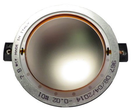 RCF RC-CD850-T3  15420045 8 Ohm Diaphragm for HDL 20-A RC-CD850-T3