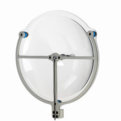 """Klover Products Inc MiK 09 9"""" Parabolic Collector Dish KM-09"""