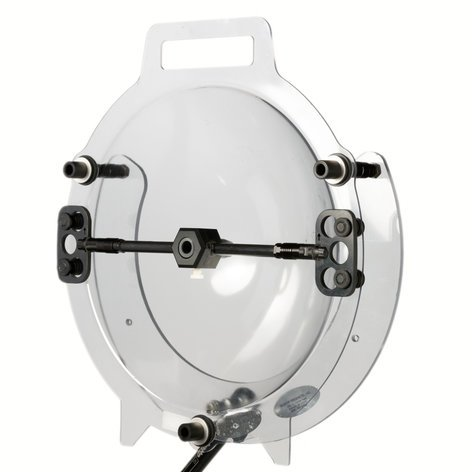 "Klover Products Inc MiK 16 16"" Parabolic Collector Dish KM-16"