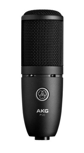 AKG P120 Side-Address Cardioid Condenser Microphone P120-AKG