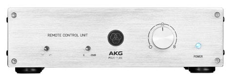 AKG P820 Tube Dual-Diaphragm Multi-Pattern Side-Address Tube Condenser Microphone P820-TUBE
