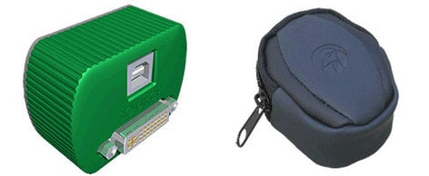 TMB DVI Parrot Kit User-Configurable EDID Manager-Emulator Unit with Carry Bag BRODVIPARROTKT