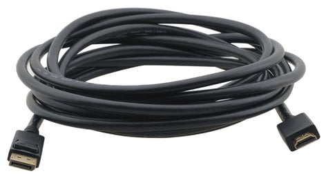 Kramer C-DPM/HM-10 10' DisplayPort Male to HDMI Male Cable C-DPM/HM-10