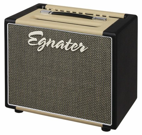 "Egnater Custom Amps Rebel 30 112 MKII 30W 2-Channel 1x12"" Tube Guitar Combo Amplifier REBEL-30-112-MKII"