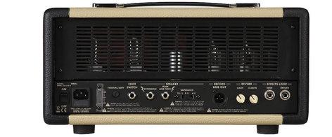 Egnater Custom Amps REBEL-30 MKII 30W 2-Channel Tube Guitar Amplifier Head REBEL-30-MKII