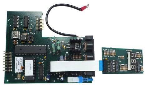 Allen & Heath 002-198JIT  L4D MPU PCB for GL4000 002-198JIT