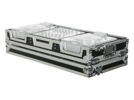 Odyssey FZ12CDJW  DJ ATA Coffin Case with Wheels FZ12CDJW