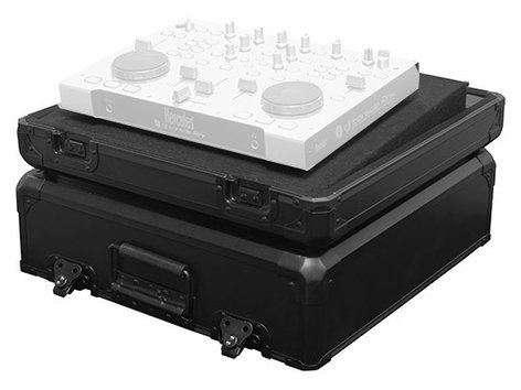 Odyssey KDJC1BL  Extra Small Black Krom Series DJ Conttoller Case KDJC1BL