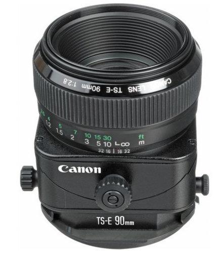 Canon 2544A003 TS-E 90mm f/2.8 Tilt-Shift EF Lens 2544A003