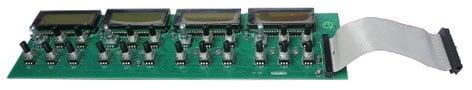 Line 6 50-02-0261  UI PCB for M13 50-02-0261