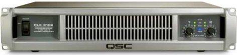 QSC PLX3102 Power Amplifier, Dual Channel, up to 3100W @ 4 ohms bridged, PLX-3102 PLX3102