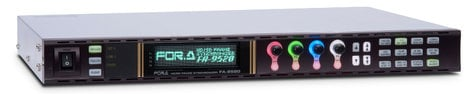 FOR-A Corporation FA-9520 3G-HD-SD Dual Channel Multi Purpose Signal Processor FA-9520