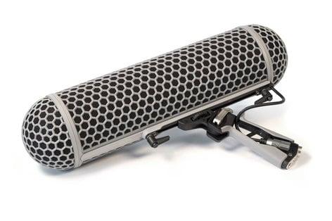 Rode BLIMP-II Blimp Wind Shield / Shockmount Suspension System for Shotgun Mics BLIMP-II