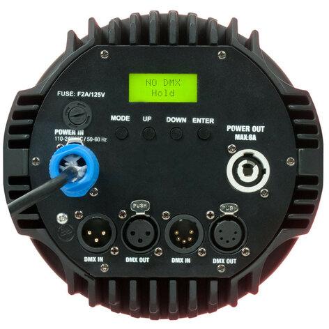 Elation Pro Lighting SIX-PAR-100 6 Color LED RGBAW and UV Par Type Luminaire SIX-PAR-100