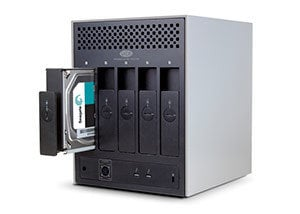 LaCie 9000503U  20TB 5big Thunderbolt 2 Hard Drive 9000503U