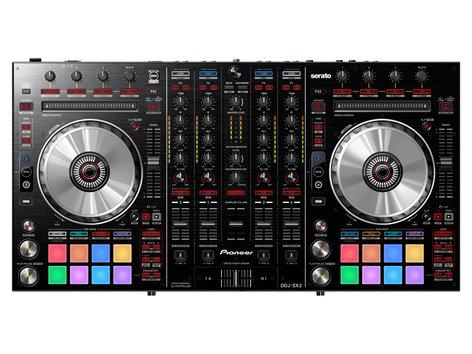 Pioneer DDJ-SX2 Performance DJ Controller for Serato DJ DDJ-SX2