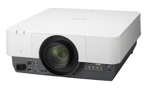 Sony VPL-FHZ700L/W 7000 Lumens HD Laser Projector in White, Body Only VPLFHZ700L/W