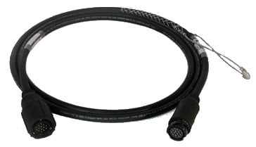 Lex Products Corp EGME16/7-P14-100 100 ft. EverGrip 14-Pin Molded Quarter Turn Motor Control Cable Extension EGME16/7-P14-100
