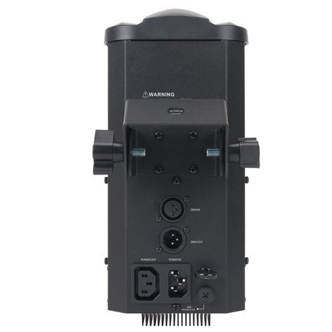ADJ Inno Pocket Scan 12W Mini Moving Mirror Fixture INNO-POCKET-SCAN