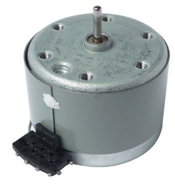 Teac 5370010100 Capstan motor for W450R 5370010100
