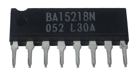 Stanton NFS0026 IC 5218AL for SK2 NFS0026
