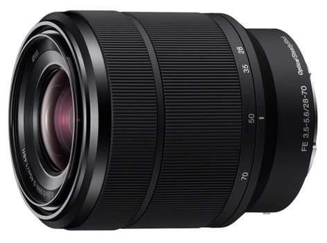 Sony SEL2870 FE 28-70mm F3.5-5.6 OSS Full-frame E-mount Zoom Lens SEL2870