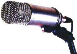 Rode BROADCASTER STER Large Diaphragm Condenser Microphone BROADCASTER