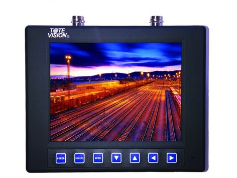 "ToteVision LED-566HD KIT 5.5"" LCD Field Monitor Kit LED566HD-KIT"