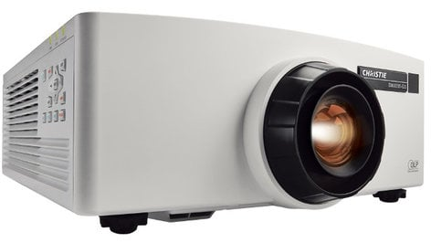Christie DHD555-GS 5000 Lumens DLP HD Laser Phosphor Projector DHD555-GS