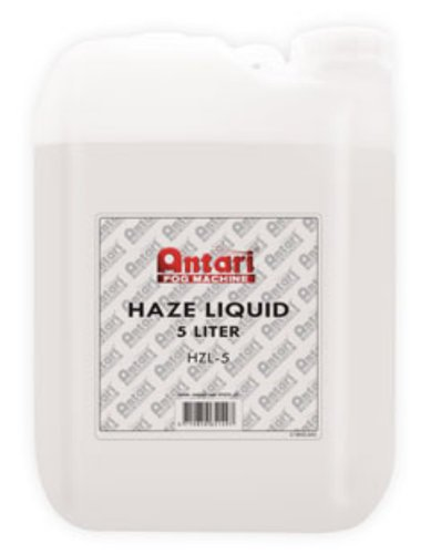 Antari Lighting & Effects HZL-5W 5 Liters of Haze Machine Fluid HZL-5W