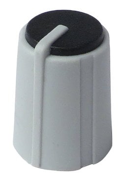 Allen & Heath AJ6106A Aux Black Knob for GL2800 and ZED Series AJ6106A