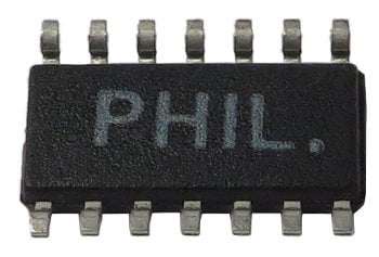 Alesis 2-27-0036 Alesis Integrated Circuit 2-27-0036