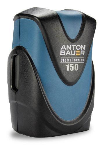 Anton Bauer DIGITAL-G150 Gold Mount Digital Battery - 14.4v, 156w/h DIGITAL-G150