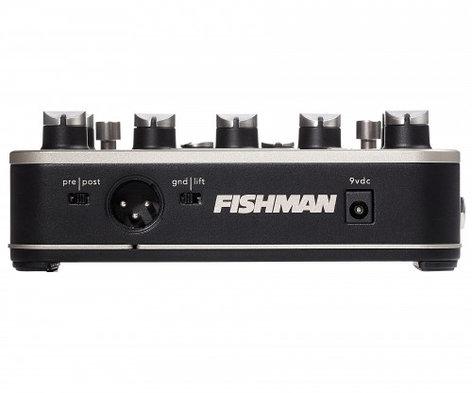 Fishman Platinum Pro EQ Analog Preamp Pedal PRO-PLT-201