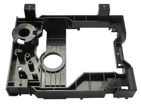 Teac 9A06688400 Left Upper Chasis for CDA500 9A06688400