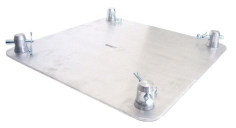 "Global Truss SQ-4187 16x16"" Aluminum Base Plate for F44P SQ4187"