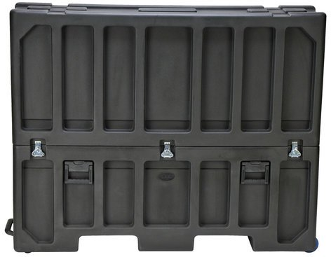 "SKB 3SKB-5260  Rolling Flat Case for 1x, 2x 52""-60"" LCD Monitors 3SKB-5260"