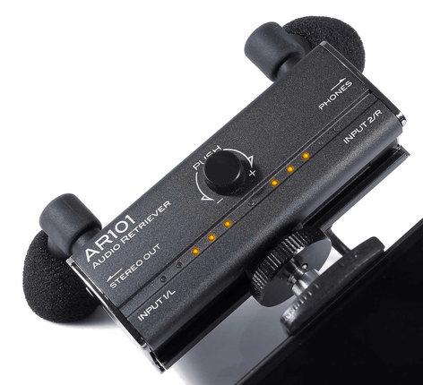 Fostex AR101 [B-STOCK MODEL] Audio Interface for iPhone 4/4s/5 AR-101-B1