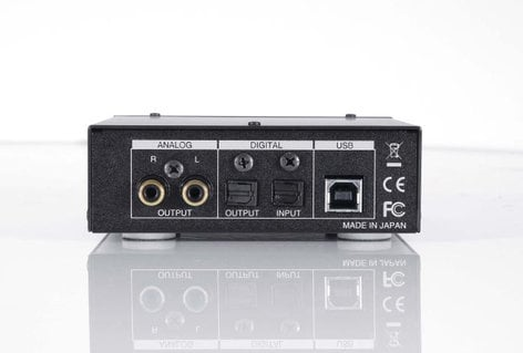 Fostex HP-A3 32-Bit D/A Converter & Headphone Amplifier HP-A3