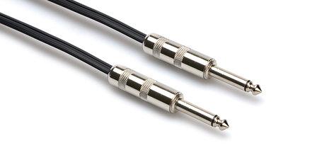 """Hosa SKZ-6100 100 ft 16AWG 1/4""""  to 1/4"""" TS Speaker Cable SKZ6100"""