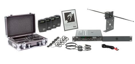 Listen Technologies LS-49-072  Premiere Level III Stationary RF System (72 MHz) LS-49-072