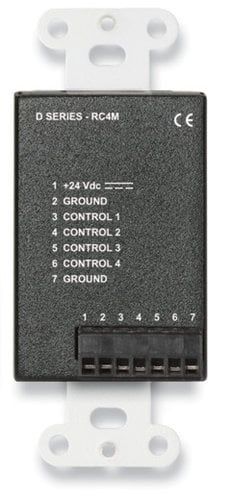 Radio Design Labs D-RC4M  4-Channel Remote Control D-RC4M